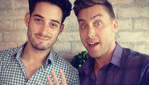 Lance Bass Engaged to Michael Turchin -- See the Ring!