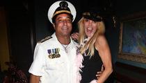 Dina Lohan -- Parties Like a Drunken Sailor!