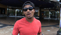 Romeo -- 'I'm Lucky To Be Alive' ... After Nasty Car Crash