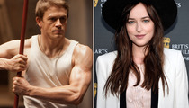 """E.L. James, Producers & Melanie Griffith Defend """"Fifty Shades of Grey"""" Casting"""