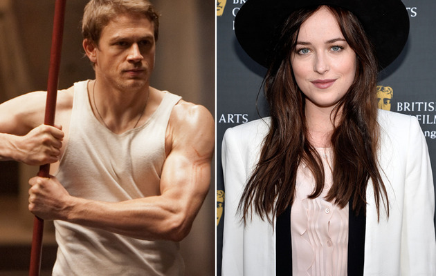 "E.L. James, Producers & Melanie Griffith Defend ""Fifty Shades of Grey"" Casting"