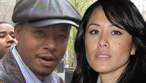Terrence Howard -- Threatened Suicide During Hotel Brawl ... Ex-Wife Claims