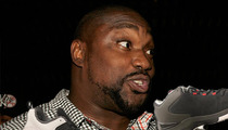 Warren Sapp -- MASSIVE Nike Collection SOLD at Bankruptcy Auction