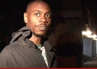 Dave Chappelle -- Hartford Crowd Was Evil, White ... I Wanted to Pull a 'Reverse Kramer'