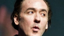 John Cusack -- Intruder Arrested at Malibu Home