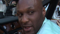Lamar Odom -- Buddies Say He Didn't Write Angry Tweet to Dad