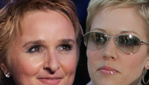 Melissa Etheridge Defeats Ex -- Kids CAN Go on Tour ... Boobs & Weed for Everyone!