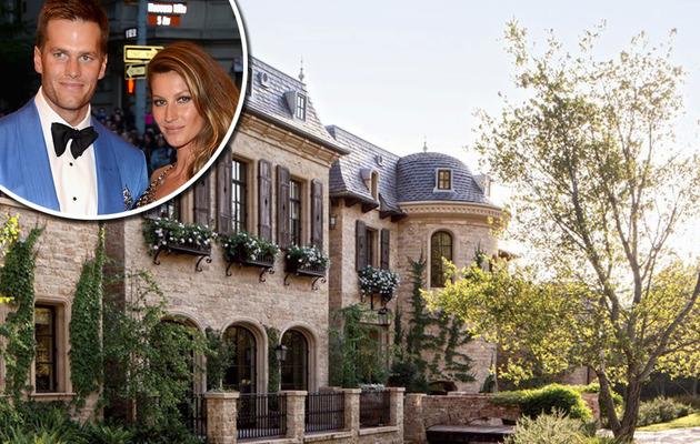 Inside Tom Brady and Gisele Bundchen's Mansion!