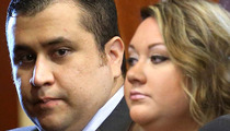 George Zimmerman's Legal Defense Money -- Estranged Wife Gets Big Chunk