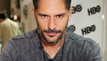 Joe Manganiello Shaves, Becomes Totally Different Person
