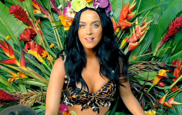 "Katy Perry Goes Wild for ""Roar"" -- Watch New Music Video!"