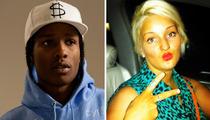 A$AP Rocky Fan: 'He Slapped The HELL Outta Me!'