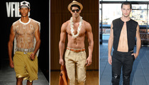Guy Candy: Sexy Male Models From New York Fashion Week!