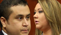 George Zimmerman Fight -- Turf War Over Rented Home