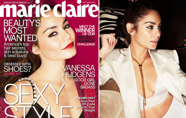 Vanessa Hudgens Talks Oscar Dreams!