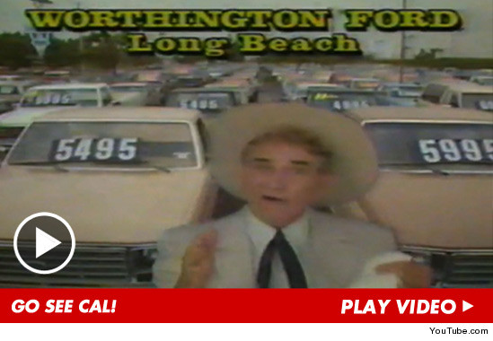 cal worthington dead famed car dealer dies at 92. Cars Review. Best American Auto & Cars Review
