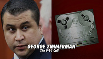 George Zimmerman 911 Call -- He Has A Gun ... 'He's Gonna Shoot Us!'