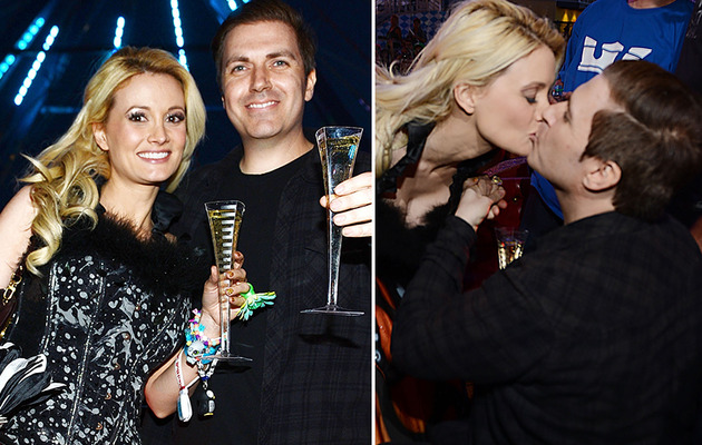 Holly Madison Marries Pasquale Rotella in Disneyland Ceremony!