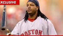 Manny Ramirez -- Arrested For Domestic Violence in Florida