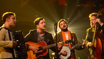 Mumford & Sons -- Booted from Atlanta Strip Club