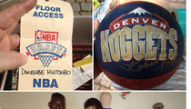Real Life 'Storage Wars' -- Man Hits DIKEMBE MUTOMBO Jackpot!!