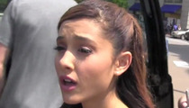 Ariana Grande -- SHUT THE HELL UP ... Doctor's Orders