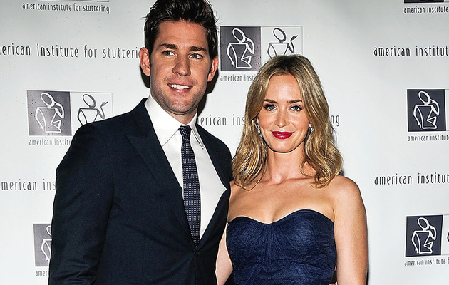 John Krasinski & Emily Blunt Expecting First Child Together!