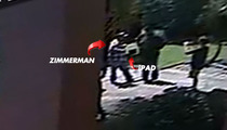 George Zimmerman -- Alleged iPad Smashing ... Caught On Video