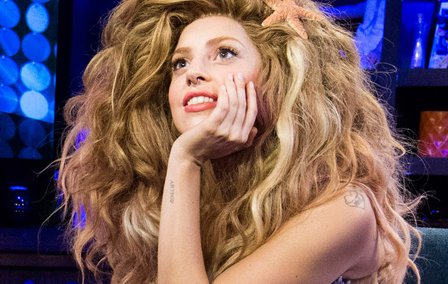Lady Gaga Talks Miley, Molly and Dipping in the Lady Pond!