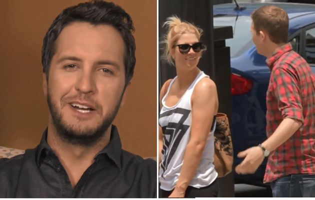 Viral Video: Can Luke Bryan's Lyrics Pick Up Girls?
