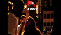 English Soccer Stud Ashley Cole -- Cursed Out by Chick at Bar ... 'I Hope He Gets Raped!' [Video]