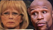 Floyd Mayweather Judge -- I Stand Behind My Decision .... The Fight Was a Draw