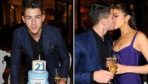 Nick Jonas Turns 21 -- Details on First Drink & Girlfriend PDA!