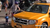 Anthony Weiner vs. NY Cabbie -- Who's The Bigger A-Hole?