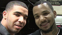 Drake & The Game -- We'll Help Pay for Funerals ... After 5 Kids Die In Tragic Ohio Housefire