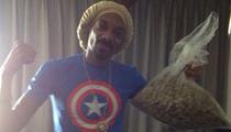 Snoop Lion -- Always Bet On Green