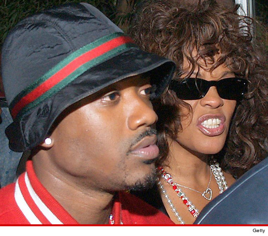 0918-ray-j-whitney-houston-getty