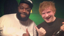 Rick Ross -- Check Out My New Toy ... Lil Ed Sheeran