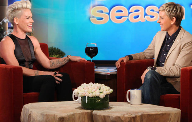 P!nk Gushes About Daughter Willow and Husband Carey Hart!