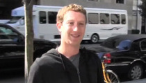 Mark Zuckerberg -- Walking That Billionaire Walk