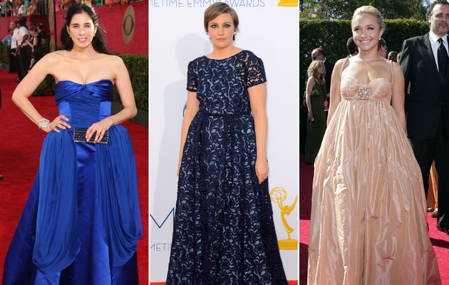 The Worst Dressed Stars of Emmys' Past!
