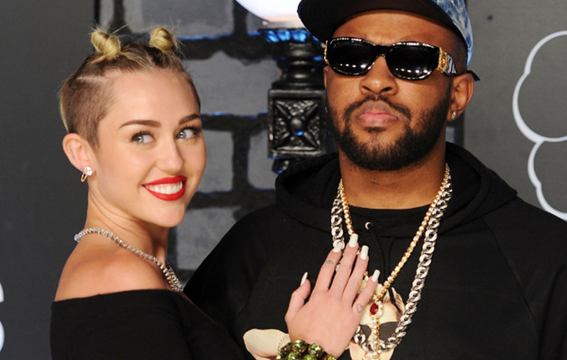 Is Miley Cyrus Dating Music Producer Mike Will Made It?!