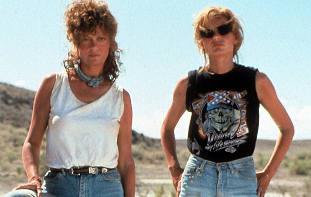 """Thelma & Louise"" Reunite 22 Years After Film's Release!"