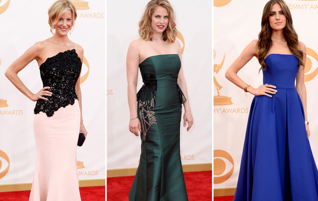 2013 Primetime Emmy Awards' Best Dressed Stars!
