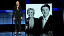 Jane Lynch -- Delivers Tribute to Cory Monteith ... Jack Klugman's Son Be Damned