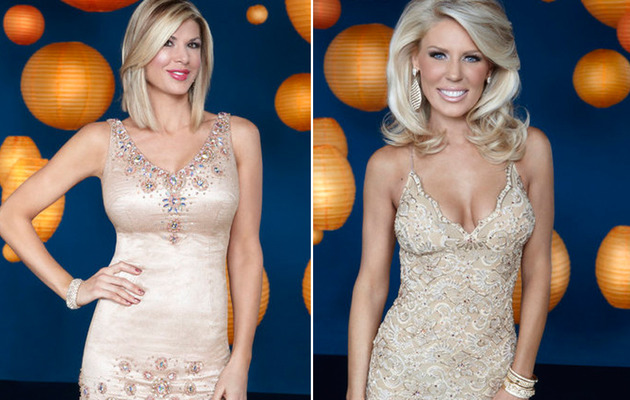 "Alexis Bellino, Gretchen Rossi Off ""Real Housewives of Orange County"""