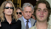 Michael Douglas' Ex-Wife -- 'I Stand By Michael -- Let Me See My Son!'