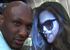 Lamar Odom -- Trashes His Father, Praises Kardashians As His 'ONLY Family'