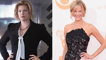 """Breaking Bad"" Star Anna Gunn Explains ""Puffed Up"" On-Screen Face"