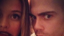 The Wanted's Max George Dating Nina Agdal ... Again